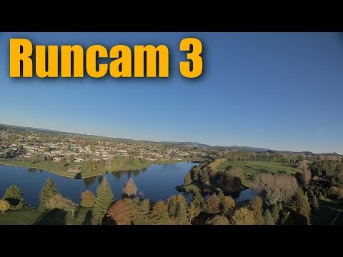 RunCam 3: mounting hardware and a second look