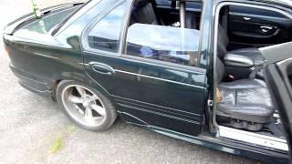 Ford EF EL TURBO 2nd Vid
