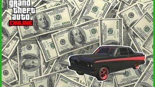 Как легко заработать деньги и RP в GTA ONLINE