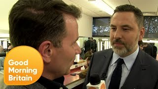 David Walliams Is Celebrating Being Different With Chickenshed Theatre Company | GMB