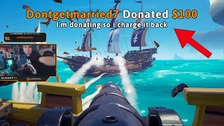 5 Streamers Who Got MAD At DONATIONS! (Ninja, Summit1g)