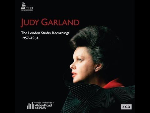 JUDY GARLAND The London Studio Recordings, 1957-1964 2CDs [FHR12] mp3