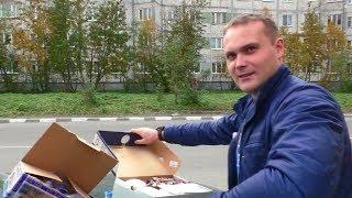 Миша Яковлев получил подарки от Креатив Тагазийства
