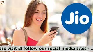 how to get free jio 10 gb data free full intro hindi jio new offer free get 10 gb extra 4g data