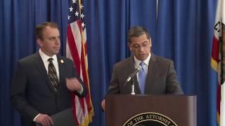 AG Becerra, Assemb. Levine Verkünden Gesetzgebung zu Stärken, Data Breach Notification Law
