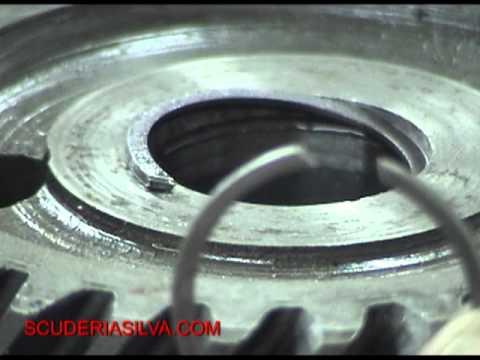 MGA Transmission Repair Part 1
