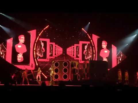 Abertura Katy Perry Witness The Tour - São Paulo