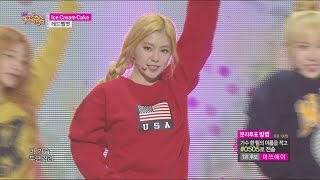 [HOT] RED VELVET - Ice Cream Cake, ???? - ????? ???, Show Music core 20150411