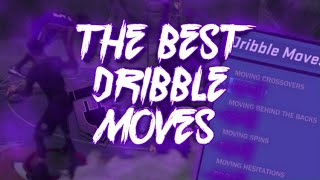 THE BEST DRIBBLE MOVES TO BECOME  UNGUARDABLE - NBA2K18 thumbnail