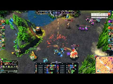 WCG 2011 League of Legends - Vendetta vs. Addicted - Madrid