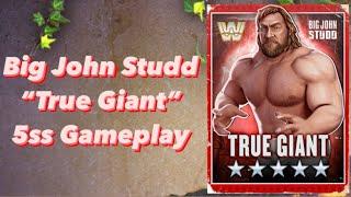 5ss Big John Studd Gameplay on WWE Champions! screenshot 4