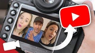 Bir YouTube Video Oluşturmak için Adım Adım Süreci