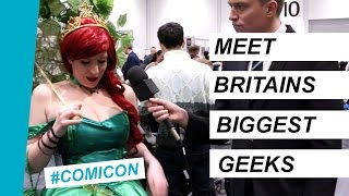 MEET BRITAIN'S BIGGEST GEEKS