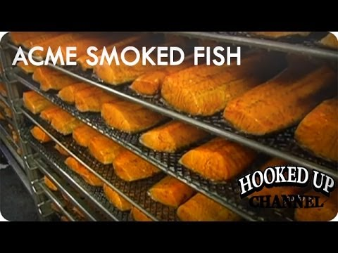 Behind-the-Scenes At ACME Smoked Fish | Food.curated. | Hooked Up Channel