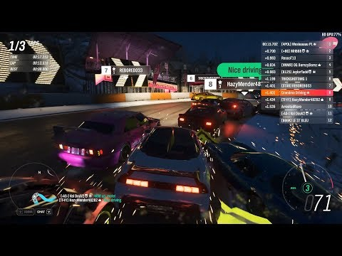 Forza Horizon 4 - CHAOTIC Ranked Races! thumbnail