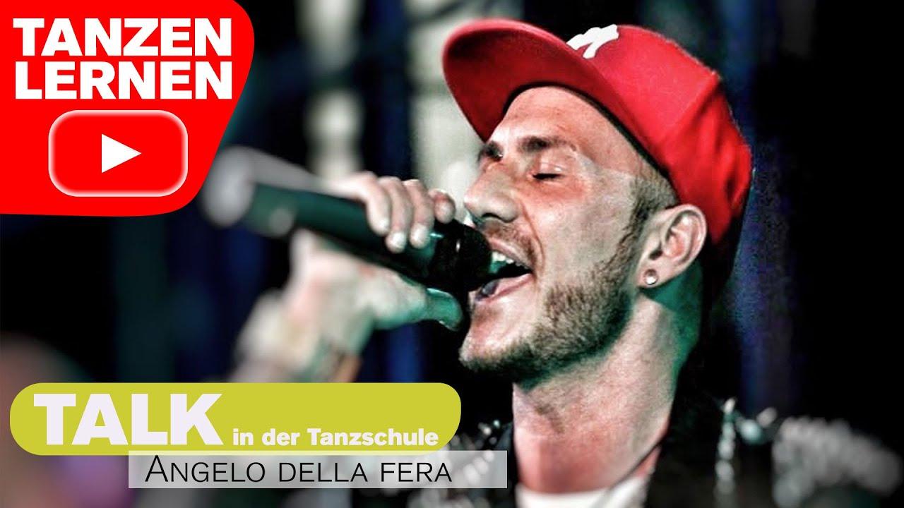 Download Live-Talk in der Tanzschule mit Angelo Della Fera