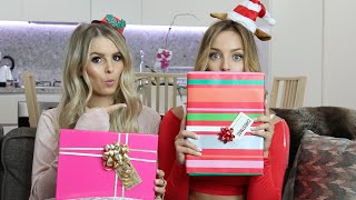 Makeup Lovers' Christmas Gift Guide with Chloe & Rachael!