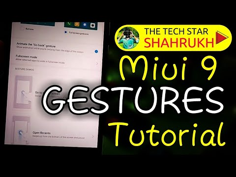 Miui 9 - Full Screen Gestures on Any Xiaomi Phone | Root Only | Hindi - हिंदी