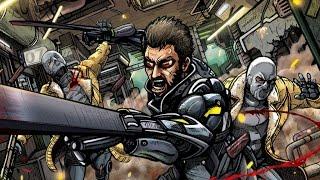 Let´s - Play Deus Ex Mankind Divided German #4