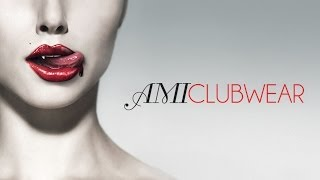 Leanna Vamps It Up at AMIClubwear