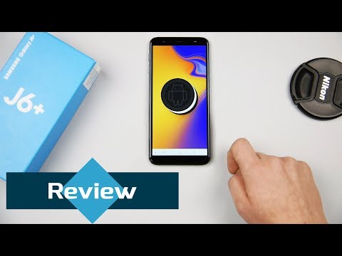 Samsung Galaxy J6+ Review - A phone good enough for simple use