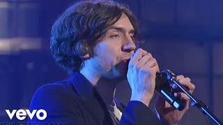 Snow Patrol Called Out In The Dark Live On Letterman