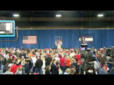 Full Speech: Donald Trump Rally in Greeley, CO 10/30/16