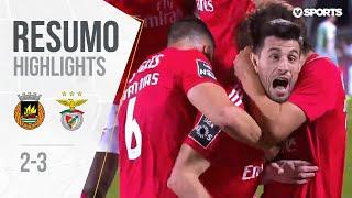 Highlights   Resumo: Rio Ave 2-3 Benfica (Liga 18/19 #33)