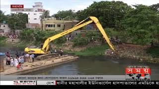আবারো নদী দখলমুক্ত করতে চলছে উচ্ছেদ অভিযান | BIWTA