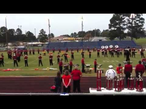 Lafayette High School Band 2012