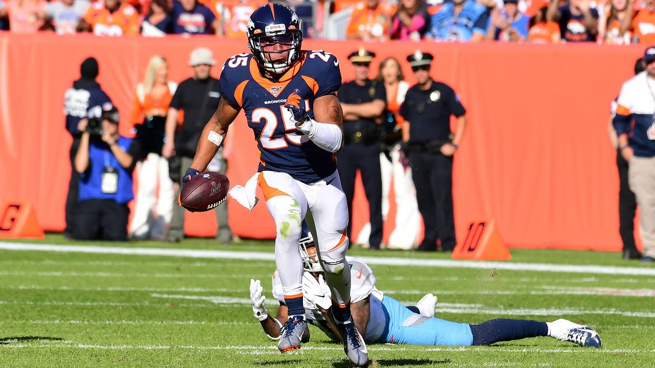 "Break Down Film on Newest Charger Chris Harris Jr. ""He's got a history of scoring"""