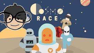 【Cosmo Race(コスモレース)】気ままにスマホゲー実況【マリオランっぽくかけっこ】
