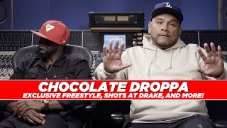 Chocolate Droppa Exclusive Freestyle, Shots At Drake, Mixtape Release Date, And More!