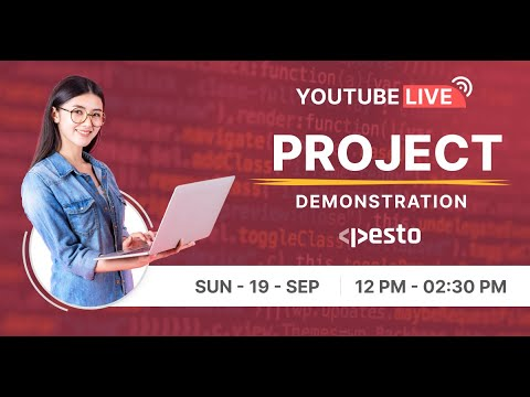 Project Demonstration by Pesto Students