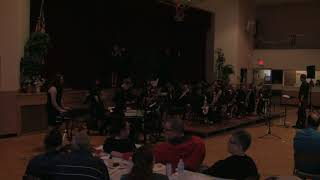 Enter Sandman MS Jazz Band   Jazz Night