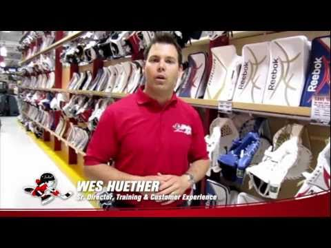 How To Fit Your Goalie Glove: Pro Hockey Life