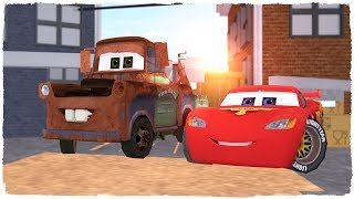 🤘 CARS 3 THE MOVIE IN ROBLOX!