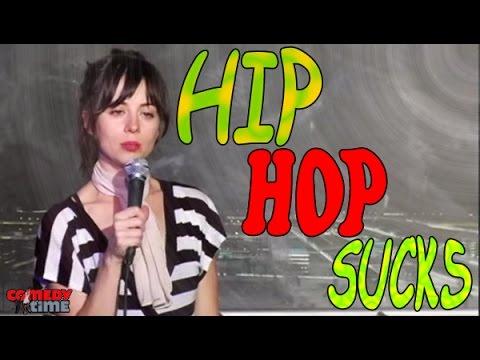 Natasha Leggero - Hip Hop Sucks (Stand Up Comedy)
