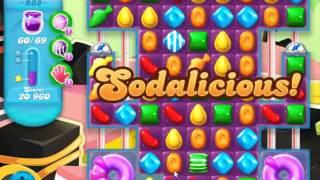 Candy Crush Soda Saga Level 968 - NO BOOSTERS
