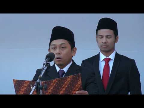 71st Indonesian Independence Day Ceremony in Plaza Wisma Duta Amman, Jordan, 17 August 2016