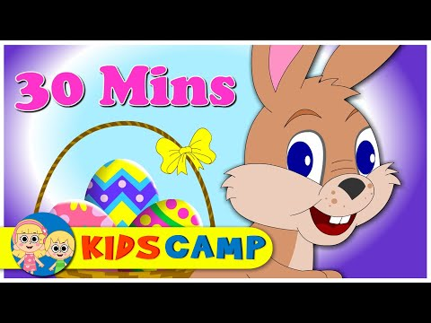 Little Peter Rabbit | Surprise Eggs for Kids | Popular Nursery Rhymes Collection for Children