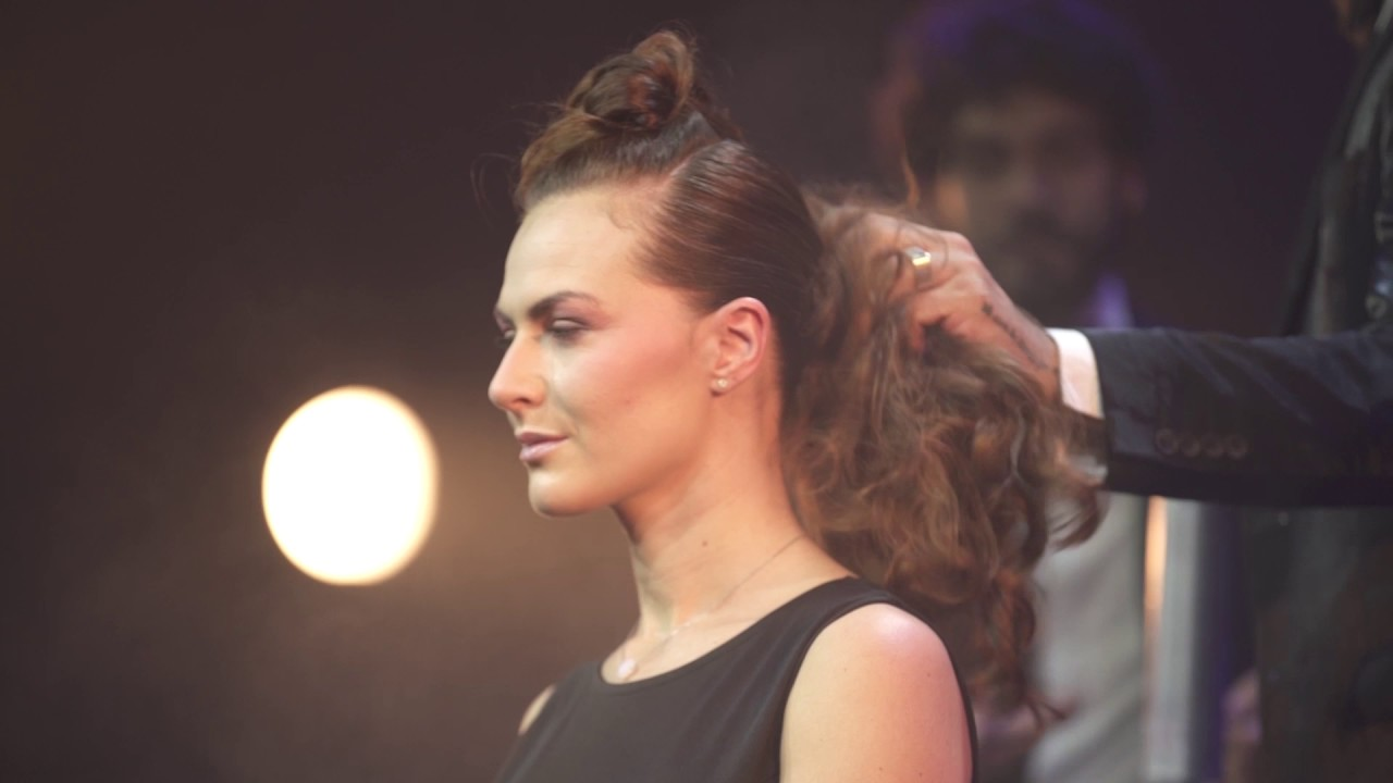 Beliebt HAIR STAR DAY by Coiffure de Paris - YouTube AX71