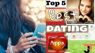 Top 5 best dating Apps 2017!