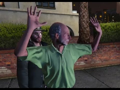 BEST OF GTA 5 RP #34 - Ping 69! Garrett Hunting the Prey, Mel Does Drugs in Front of Cop thumbnail