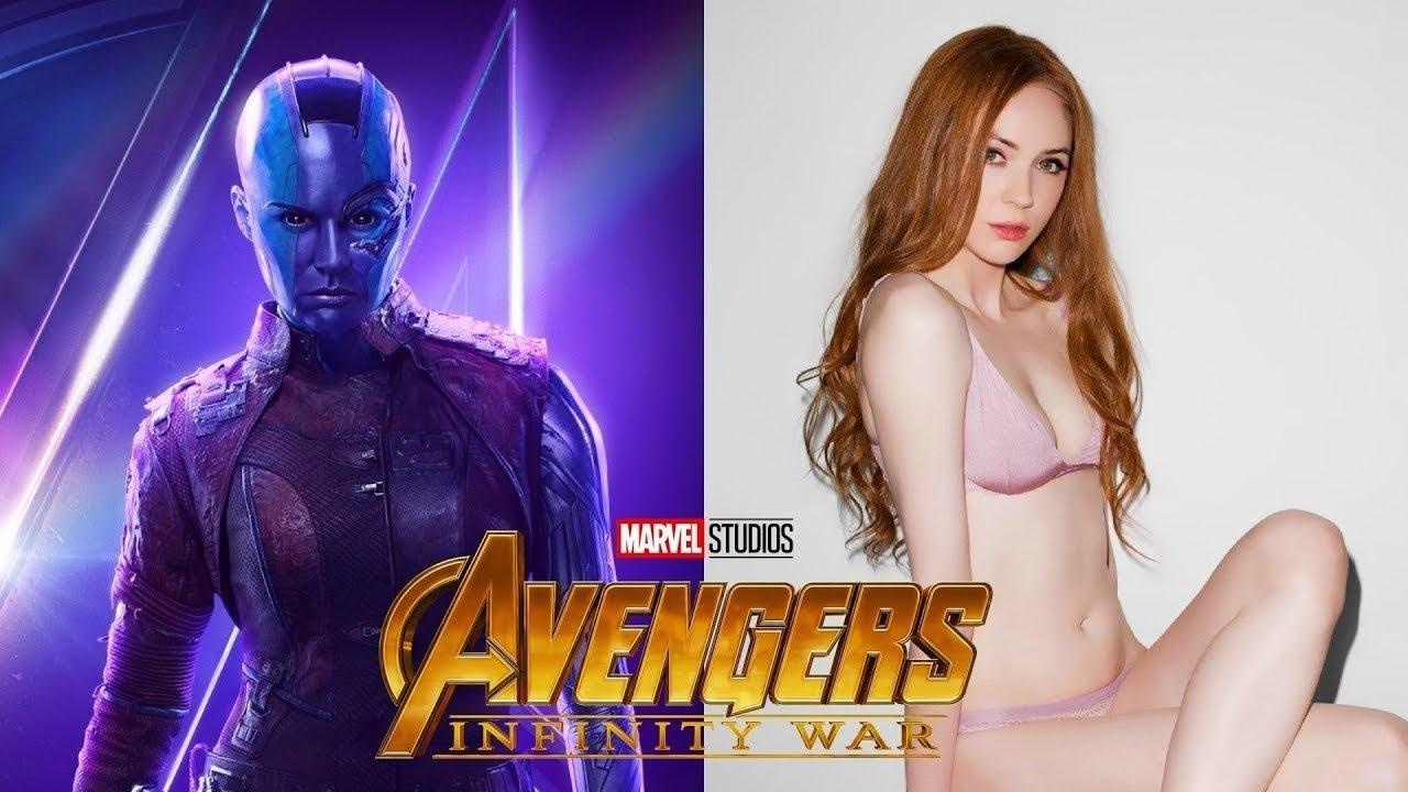 นักแสดง Avengers | ในหนัง VS ชีวิตจริง - Avengers: Infinity War Characters In Real Life