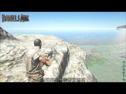 How to make the Grappling Hook in Ark Survival - [Daniel's ARK]