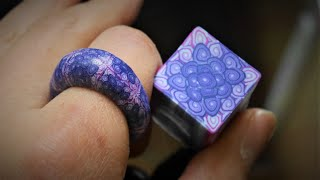 Fun handicraft_Grandma's ring …