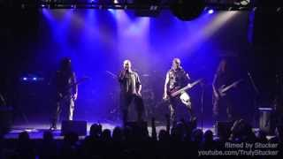 Gloria Morti - Until The Wretched Whimper (Helsinki, Finland, 24-08-2013) FULL HD
