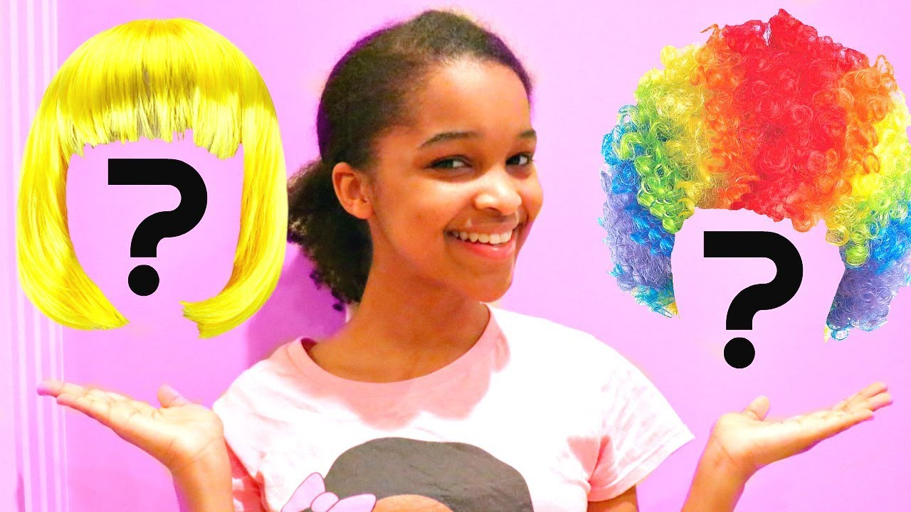 4b6918dc Shasha's HAIR MAKEOVER AGAIN! - Shiloh and Shasha - Onyx Kids - YouTube