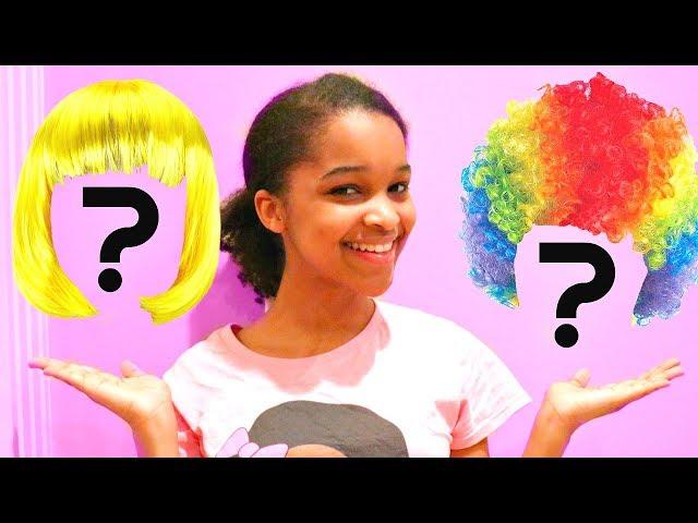 Shashas HAIR MAKEOVER AGAIN! - Shiloh and Shasha - Onyx Kids